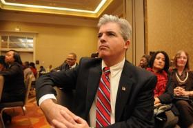 Suffolk County Executive Steve Bellone