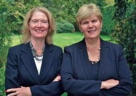 Mary Eisenstein and Debbie O'Kane for Town Board